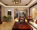 霞光府别墅270平方米现代古典装修案例