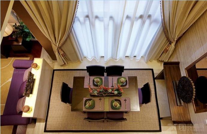 低调奢华-151平米四居室