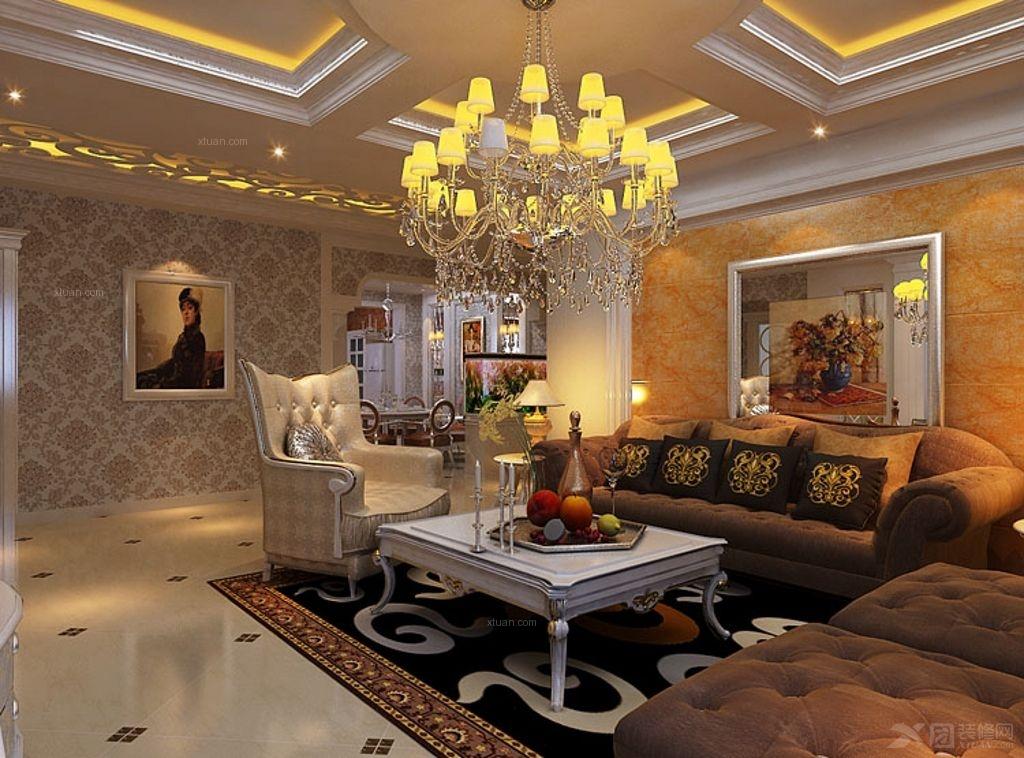 西安暖宅装饰   雅荷四季城 欧式风格