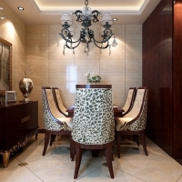 西安暖宅装饰  旭景兴园 中式风格