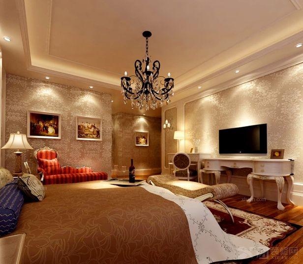 三室一厅简欧风格