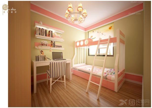 三室一厅现代风格