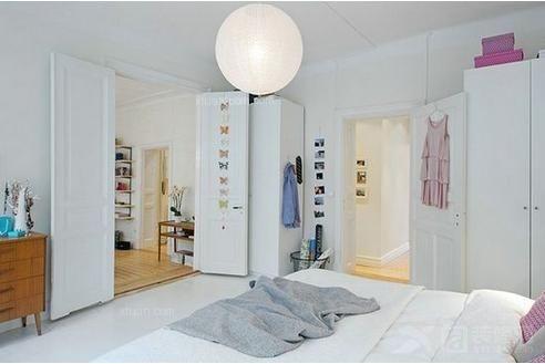 威尼斯水城-二居室-83平米