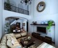 4房地中海偏乡村设计167平完美体现
