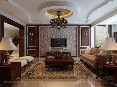 7万打造出巨海城三居室简欧风格