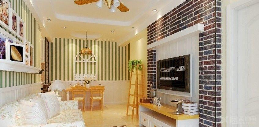 两室两厅美式风格