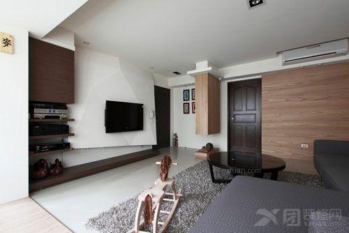 两室一厅美式风格
