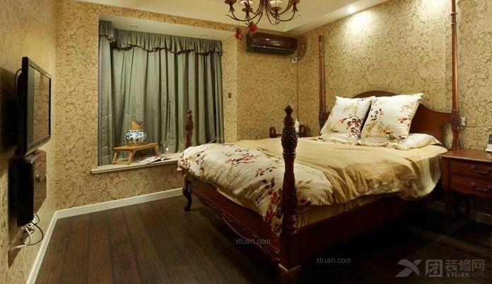 两室两厅美式风格图片