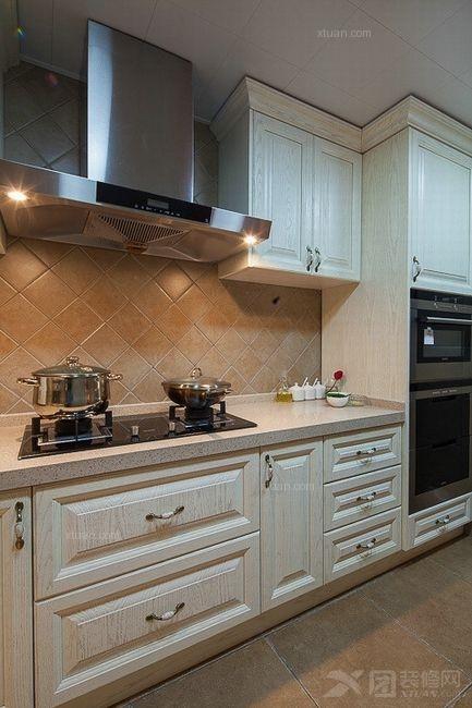 小户型中式风格厨房