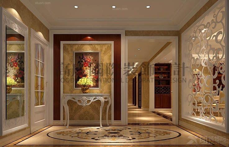 白领公寓中式风格客厅