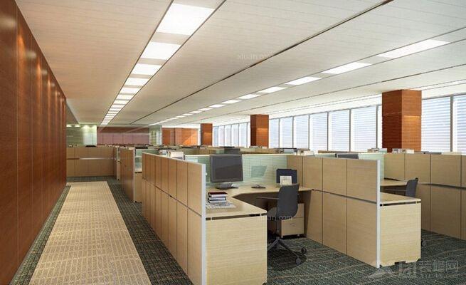 办公室现代简约风