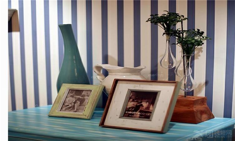 三室一厅地中海风格