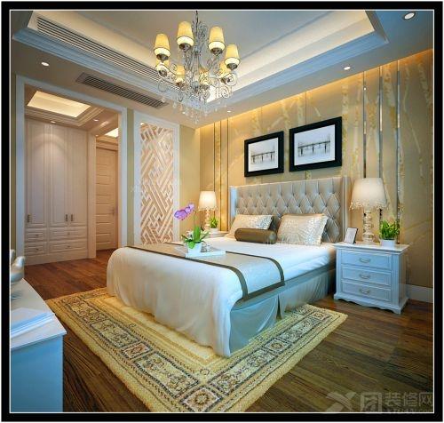 大户型现代风格卧室