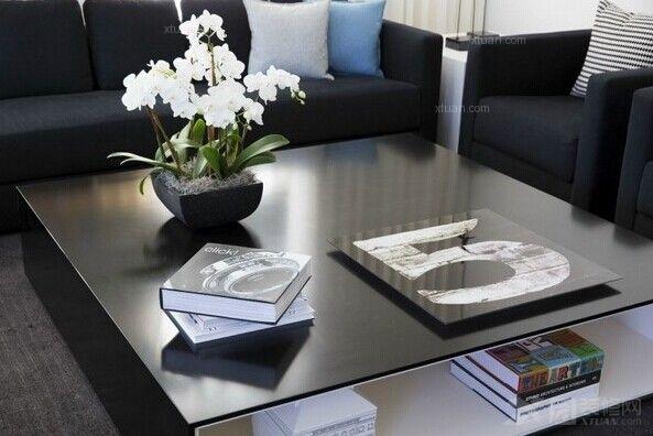 黑白简洁风住宅
