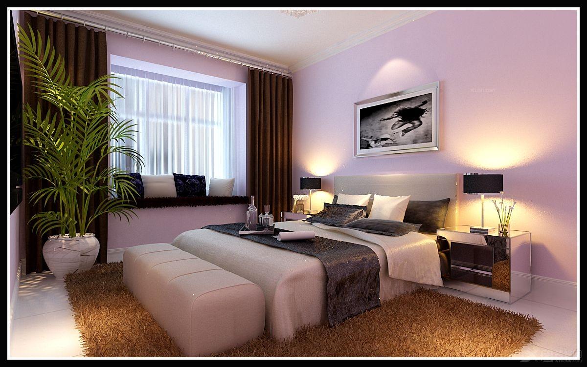 巨华世纪城三居室现代风格
