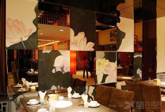 嘉融联盟80后主题餐厅设计装修效果图