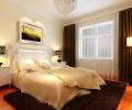 鼎盛创典装饰精心打造万锦枫泽湾三居室现代风格