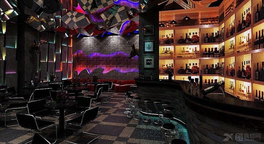 酒吧装修设计案例