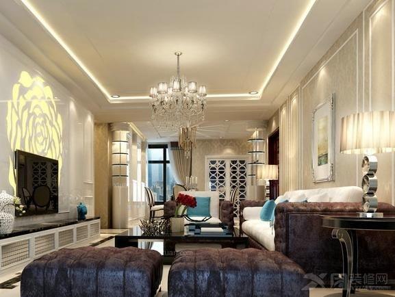 老房现代风格客厅