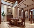 机能与休闲并重的中式居家空间