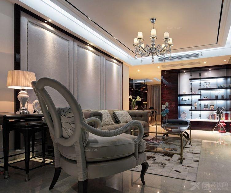 现代时尚一居室
