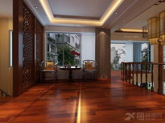彼岸小区170平米中式风格户型20万元