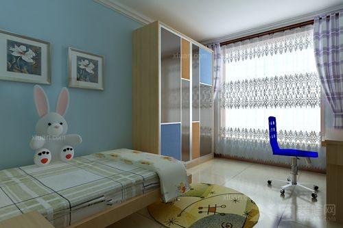 两居室婴儿房