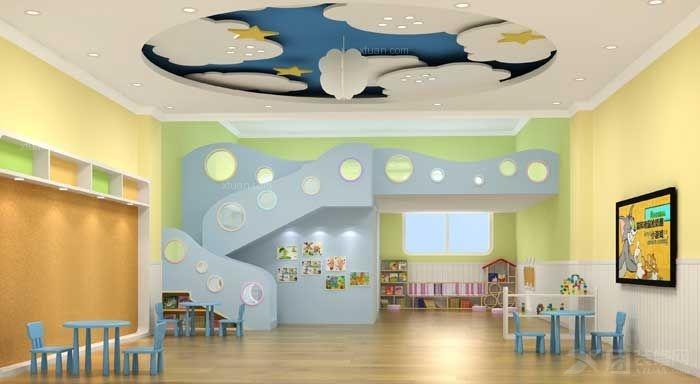 河南智慧树幼儿园设计