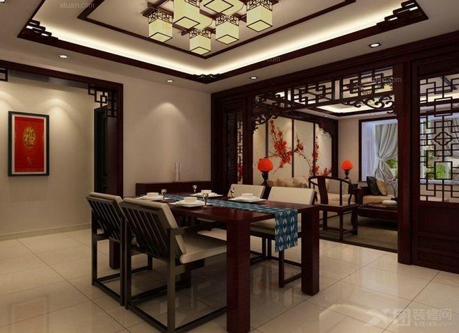 中式古典家具营造中式古典风格居室