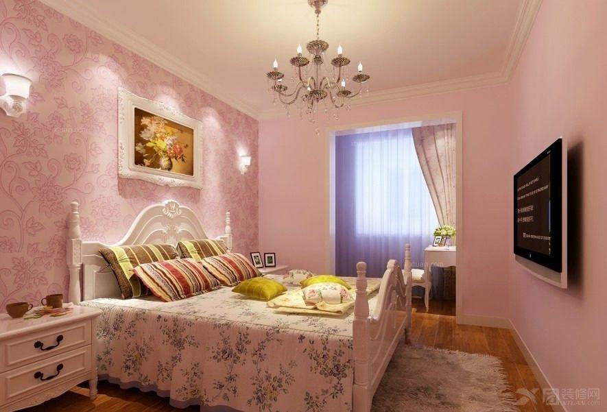 两居室卧室