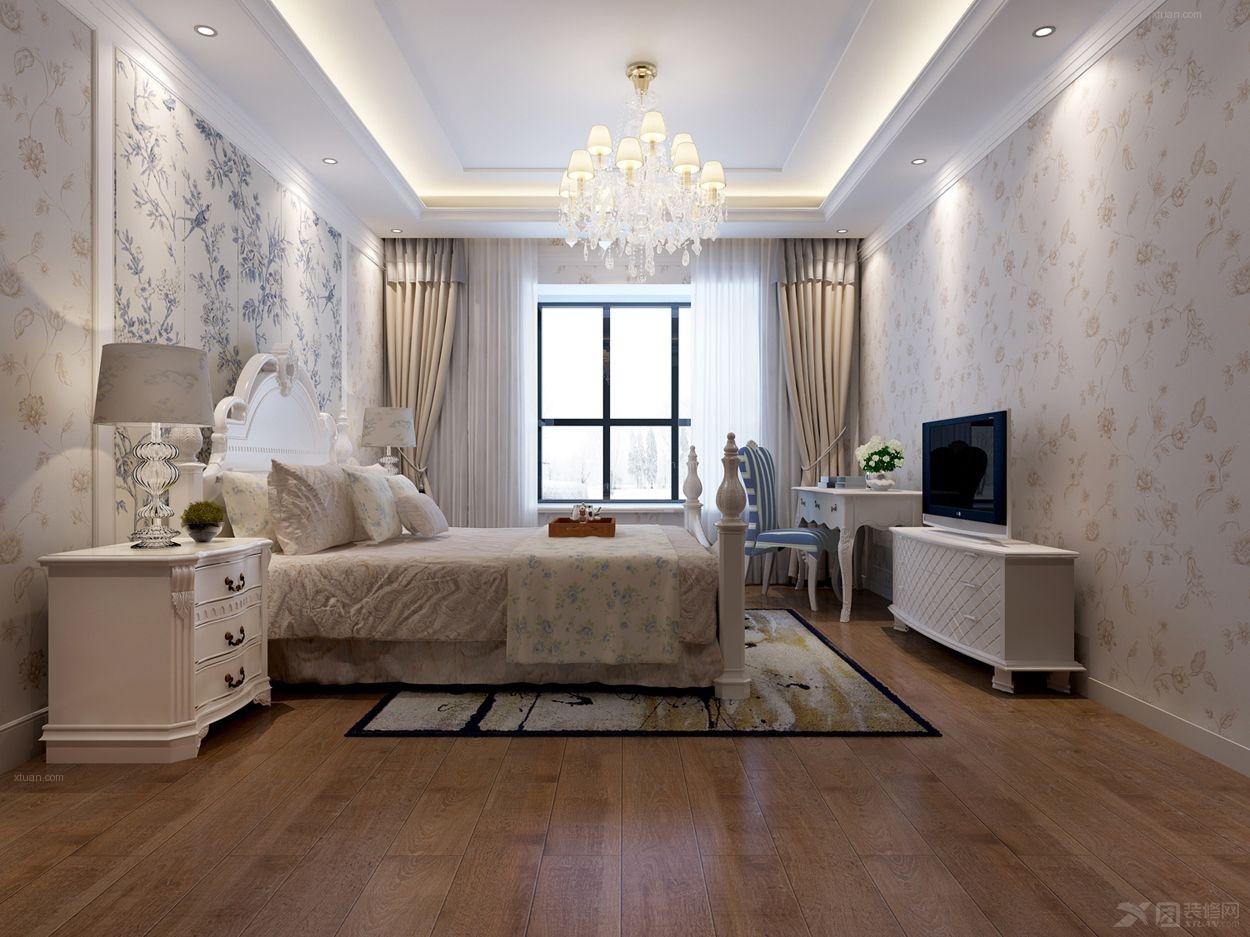 三室两厅卧室图片