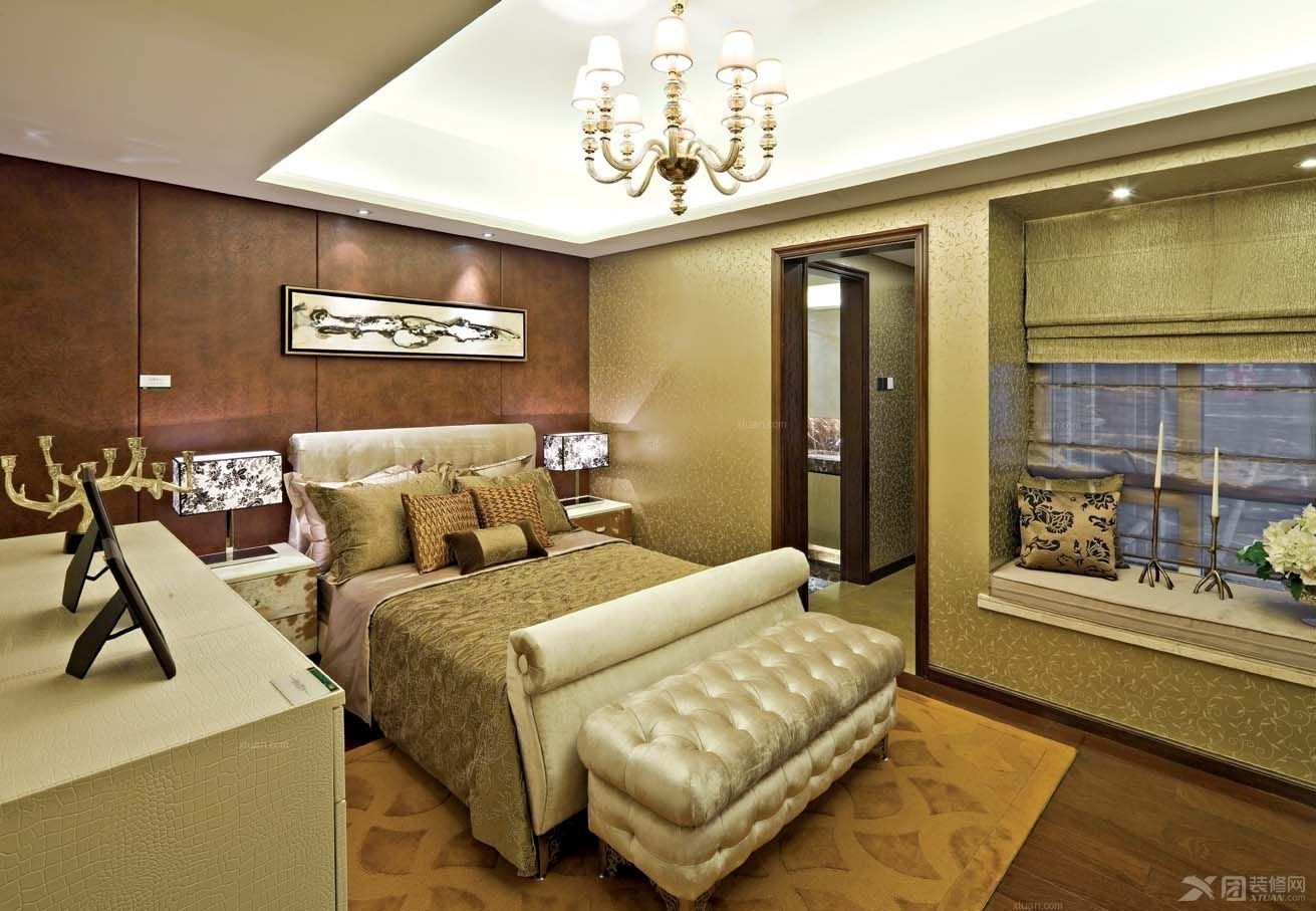 小户型卧室