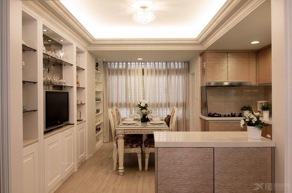 三居室古典风格小卧室