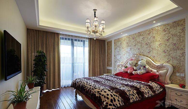 大户型简约风格卧室