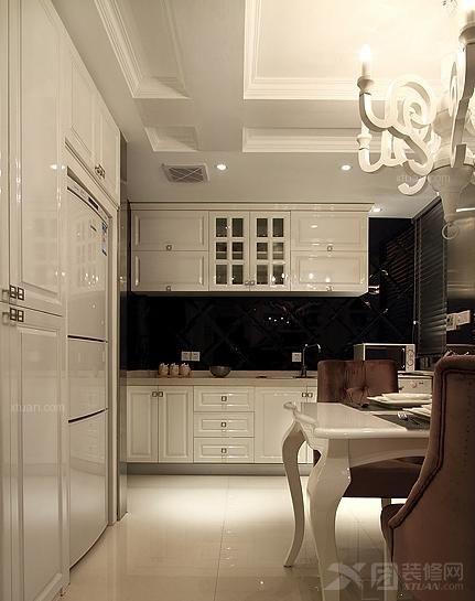 大户型新古典厨房