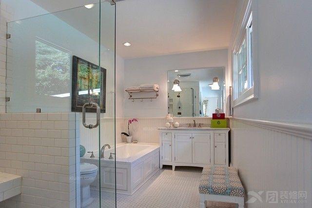 大户型浴室