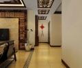 四居室中式风格——呼市鼎盛创典装饰