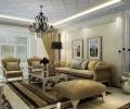 呼市鼎盛创典装饰精心打造三居室欧式风格