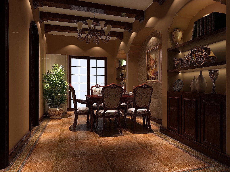 白领公寓托斯卡纳客厅