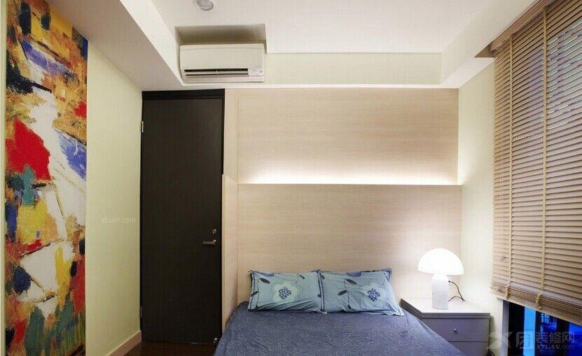 小户型简约风格卧室