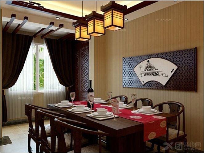 两居室餐厅
