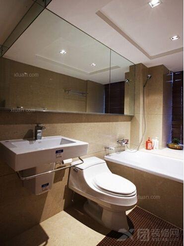 两居室卫生间