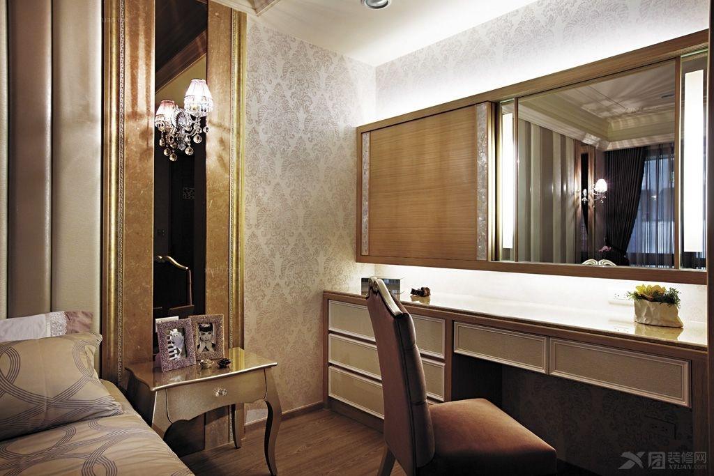 三居室美式风格洗手间