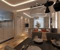 中海明珠145欧式风格