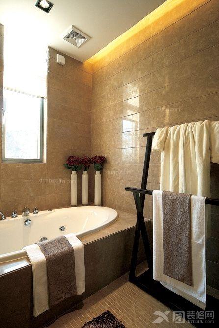 海景别墅浴室