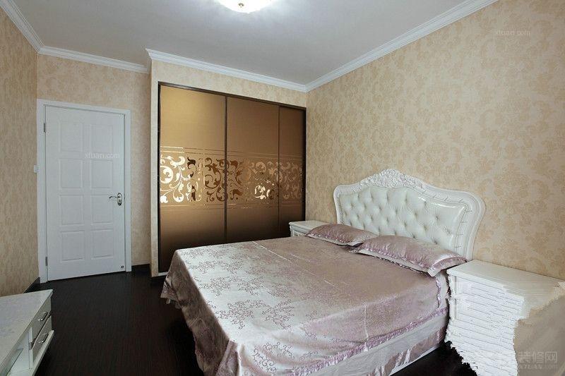 背景墙 房间 家居 酒店 设计 卧室 卧室装修 现代 装修 800_533图片