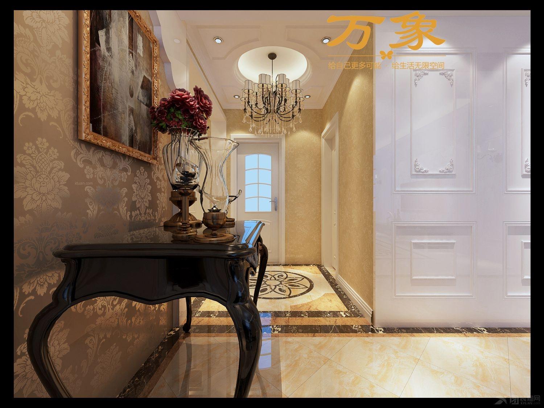 四居室古典风格交换空间