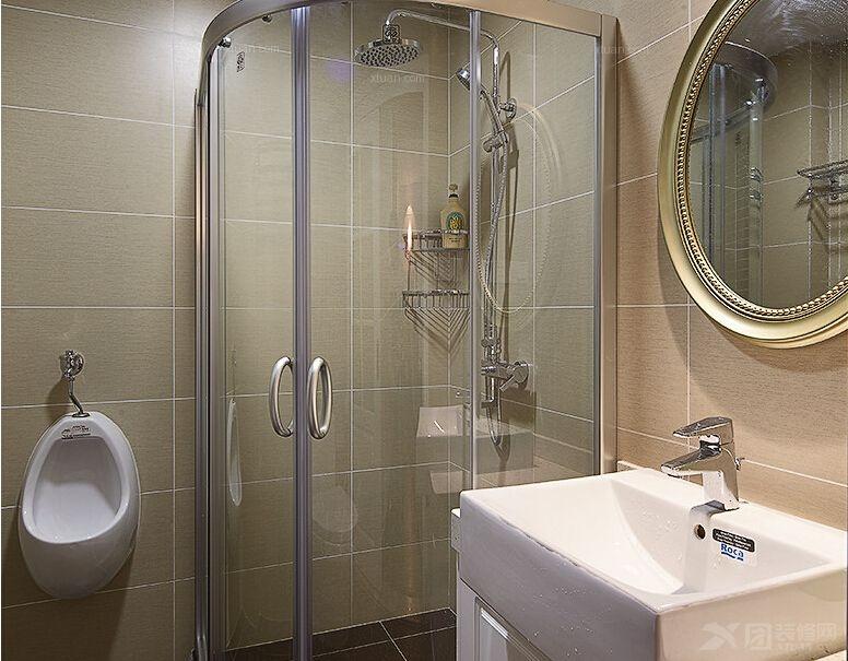 两居室简约风格卫生间