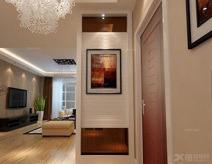 三居室客厅