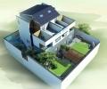 仿古宅院设计
